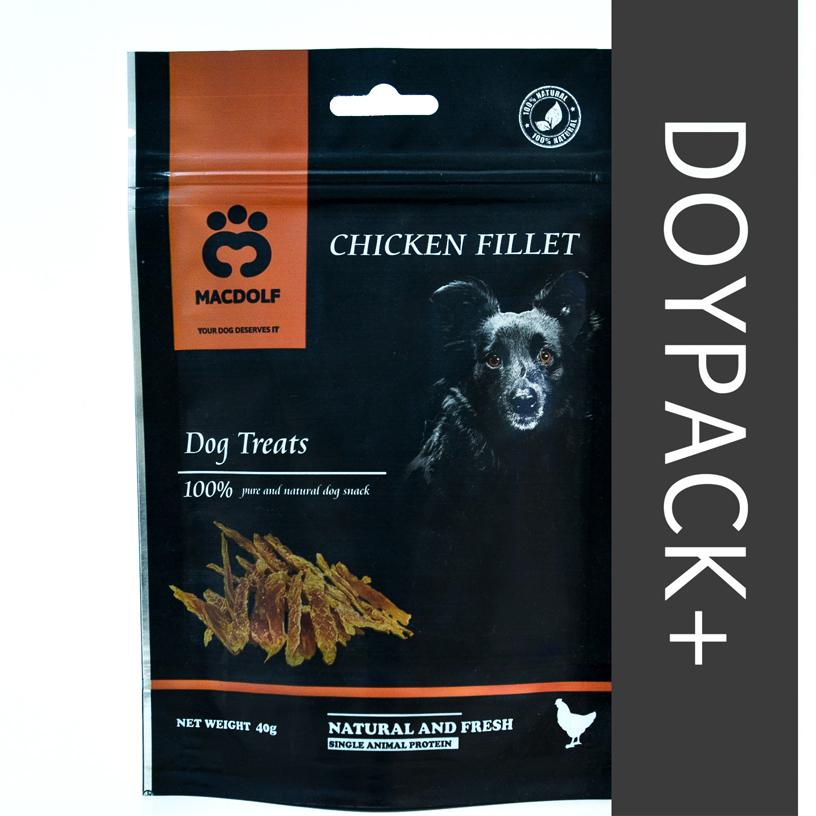 پاکت مخصوص غذای حیوانات