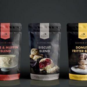 Eye-catchy Food Packaging Design
